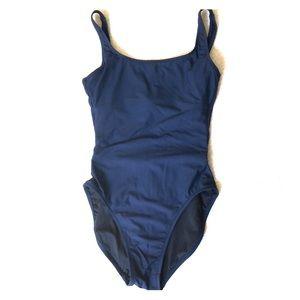 J Crew one piece swimsuit - size:  long torso 6